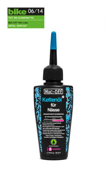 Muc Off Wet Lube 50ml