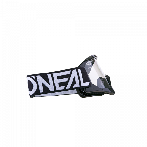 Oneal B-10 Youth Goggle SOLID schwarz/weiß