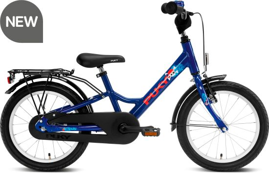 NOW8 KCNC Slim MTB/BMX Pedia, blue
